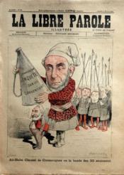 Libre Parole Illustree (La) N°84 du 16/02/1895 - Couverture - Format classique