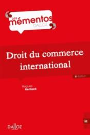 Vente  Droit du commerce international (6e édition)  - Hugues Kenfack