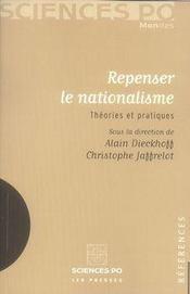 Repenser le nationalisme ; théories et pratiques - Intérieur - Format classique