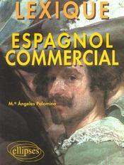 Lexique Espagnol Commercial - Intérieur - Format classique