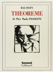 Theoreme - Couverture - Format classique
