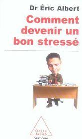 Comment Devenir Un Bon Stresse - Intérieur - Format classique