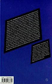 Jonathan Harvey - 4ème de couverture - Format classique