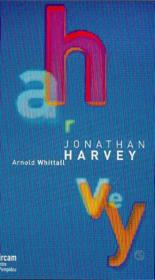 Jonathan Harvey - Couverture - Format classique