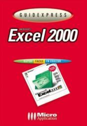 Excel 2000 - Couverture - Format classique