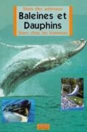 Baleines Et Dauphins - Couverture - Format classique