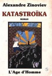 Katastroika - Couverture - Format classique