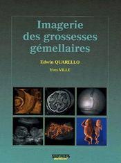 Imagerie des grossesses gémellaires - Couverture - Format classique
