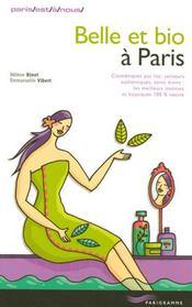 Belle et bio à paris - Intérieur - Format classique