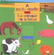 À cache-cache avec les animaux de la ferme - Intérieur - Format classique