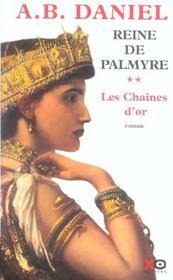 Reine De Palmyre T2 Chaines Or - Intérieur - Format classique