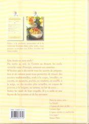 Ma boîte de recettes - Le meileur de l'œuf - 4ème de couverture - Format classique