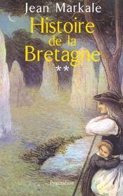 Histoire De La Bretagne T.2 - Intérieur - Format classique