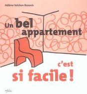 Un Bel Appartement C'Est Si Facile - Intérieur - Format classique