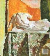 Jean Puy ; catalogue raisonné de l'oeuvre peint - 4ème de couverture - Format classique