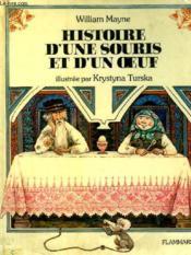 Histoire D'Une Souris Et D'Un Oeuf. - Couverture - Format classique