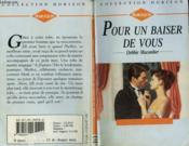 Pour Un Baiser De Vous - The Man You'Ll Marry - Couverture - Format classique