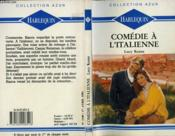 Comedie A L'Italienne - False Impression - Couverture - Format classique