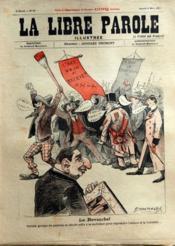 Libre Parole Illustree (La) N°87 du 09/03/1895 - Couverture - Format classique