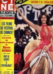 Cine Revue - Tele-Programmes - 60e Annee - N° 19 Special - All That Jazz - Couverture - Format classique