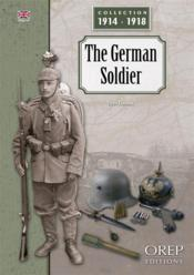 Vente livre :  The german soldier  - Yann Thomas
