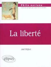 La Liberte - Intérieur - Format classique