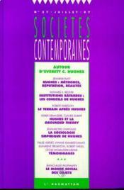 Societes Contemporaines Juillet 1997 - Couverture - Format classique