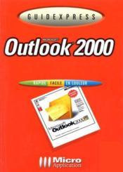 Guidexpress outlook 2000 - Couverture - Format classique