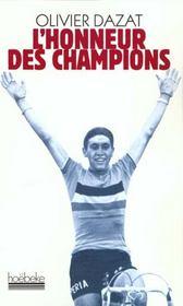 L'honneur des champions - Intérieur - Format classique