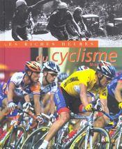 Les riches heures du cyclisme - Intérieur - Format classique