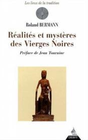 Realites Et Mysteres Des Vierges Noires - Couverture - Format classique