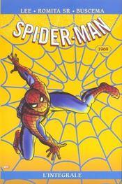 Spider-Man ; intégrale t.7; 1969 - Intérieur - Format classique