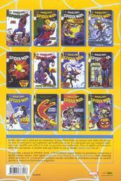 Spider-Man ; intégrale t.7; 1969 - 4ème de couverture - Format classique