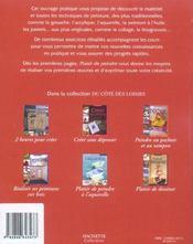 Plaisir De Peindre - 4ème de couverture - Format classique