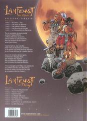 Lanfeust des étoiles t.5 ; la chevauchée des bactéries - 4ème de couverture - Format classique