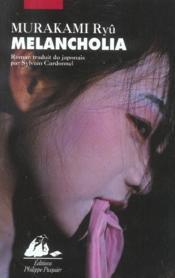 Melancholia - Couverture - Format classique