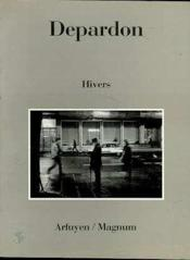 Hivers - Couverture - Format classique