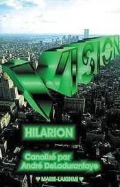 Vision - Hilarion - Couverture - Format classique