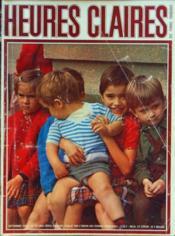 Heures Claires N°74 du 01/09/1970 - Couverture - Format classique