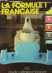La Formule 1 Francaise - Couverture - Format classique