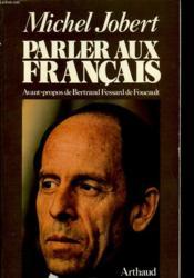 Parler Aux Francais - Couverture - Format classique
