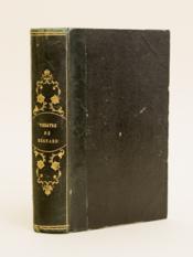 Théâtre de Regnard, suivi de ses Voyages en Laponie, en Pologne, etc., et de la Provençale. - Couverture - Format classique