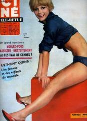 Cine Revue Tele-Revue - 46e Annee - N° 8 - Promise Her Anything - Couverture - Format classique