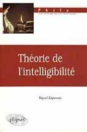 Theorie De L'Intelligibilite - Intérieur - Format classique