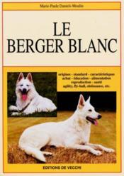 Le berger blanc - Couverture - Format classique