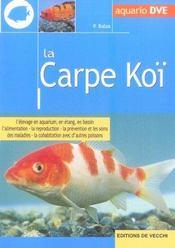 La Carpe Koi - Intérieur - Format classique