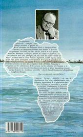 La Lagune Ebrie - 4ème de couverture - Format classique