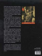 De Gaulle A La Une - 4ème de couverture - Format classique