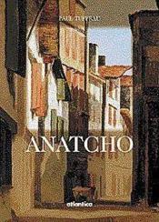 Anatcho - Couverture - Format classique