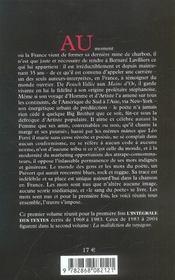 Couteaux de la ville (les) - 4ème de couverture - Format classique